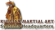 Russian Martial Art Seminars